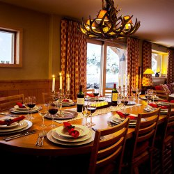 Chalet dining