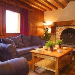 Chalet Nathalie Living Room
