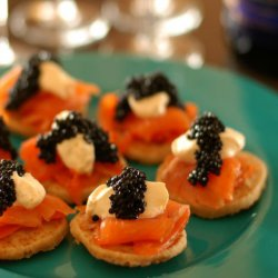 Chalet Canapes