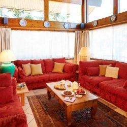 Chalet Sandy Living Room
