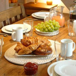 Chalet Silvanna Delicious Breakfast