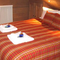 Chalet Silvanna Bedroom
