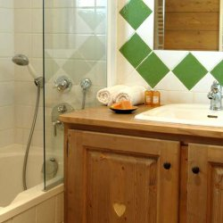 Chalet Silvanna Bathroom