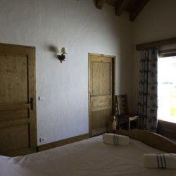 Chalet Vielle Grange Bedroom
