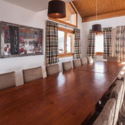 Chalet Virage Dining Room