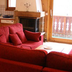 Apartment Jardin d'Hiver Living Room