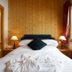 Chalet Quatre Meules Bedroom