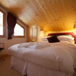 Chalet Quatre Meules Double Room