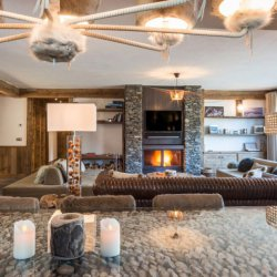 Luxurious Chalet Cerf Rouge