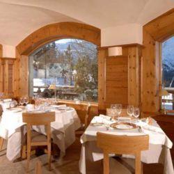 Hotel Le Yeti Dining Room