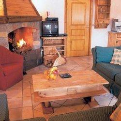 Chalet Astemy fireplace