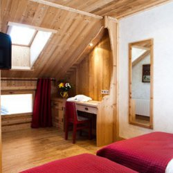 Chalet Ecureuil Bedroom