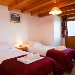 Chalet Rosalie Two Twin Bedroom