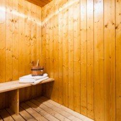 Chalet Serpolet Sauna