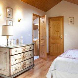 Chalet Serpolet Bedroom