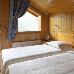 Chalet Serpolet Twin Bedroom