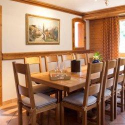 Chalet Serpolet Dining Room