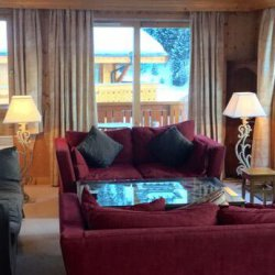 Very comfortable and spacious living area in apartment Grand Duc