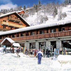 Chalet Hotel Grangettes Meribel Snow