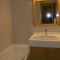 Bathroom in apartment Aubepine Meribel