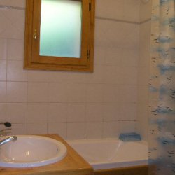 Bathroom in Chalet Morel in Meribel