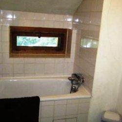 Bathroom in Chalet Altitude 1600 in Meribel
