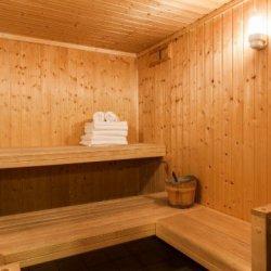 Chalet Trois Coeurs Sauna