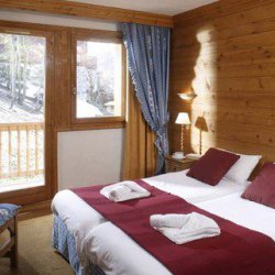 Chalet Astemy bedroom
