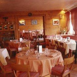 Dining room at Club Med Meribel Le Chalet