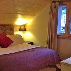 Double bedroom in Chalet Montee