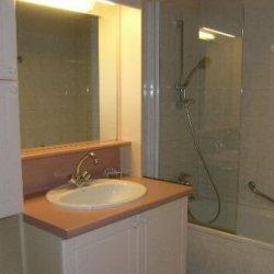 Bathroom in Chalet Vent de Galerne in Meribel