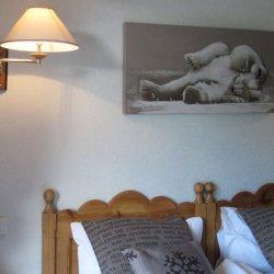 Hotel Marie Blanche Bedroom