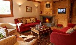 Chalet Annabel Living Room