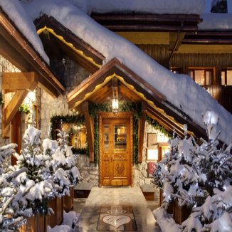 Hotel Le Grand Coeur Meribel