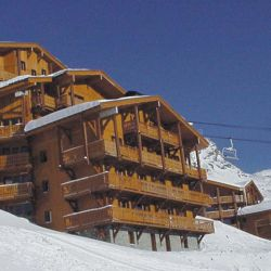 Chalet Abricot Val Thorens