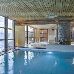 Chalet Abricot Swimming Pool