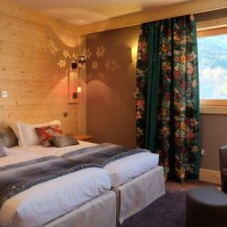Chalet Bellacima Twin Room