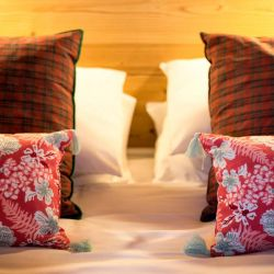 Chalet Nid Alpin Bed