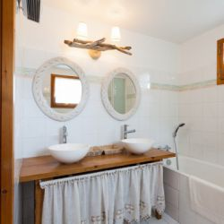 Chalet Bouchot Bathroom