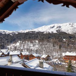 Chalet Daurel View