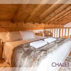 Chalet Iona Chalet India Double Bedroom