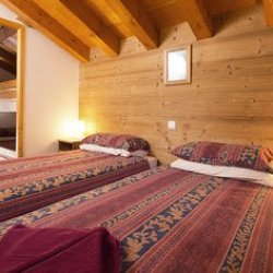 Chalet Katerina Twin Bedroom
