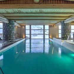 Chalet Peche Complex Swimming Pool