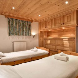 Chalet Andre Twin