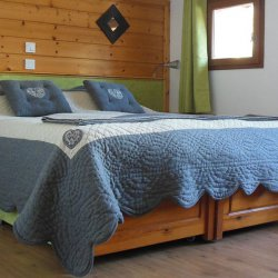 Double Bedroom Chalet Clementine