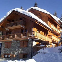 Chalet Silvanna in Meribel
