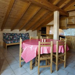Apartment in Chalet St Joseph