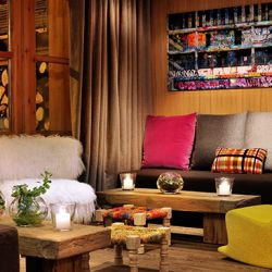 Hotel Le Savoy Lounge