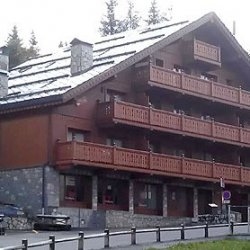 Apartment Saulire 1 Meribel