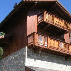 Chalet Morel in Meribel